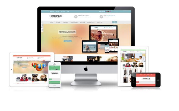 Dịch vụ thiết kế website thương hiệu