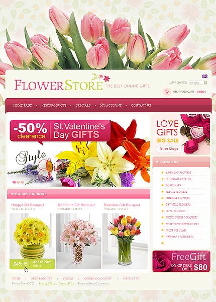 Lợi ích của việc thiết kế web giới thiệu shop bán hoa