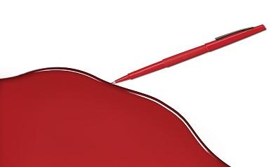 nguyên tắc cây viết đỏ.