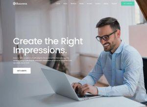 Top 10 mẫu website giới thiệu công ty - doanh nghiệp