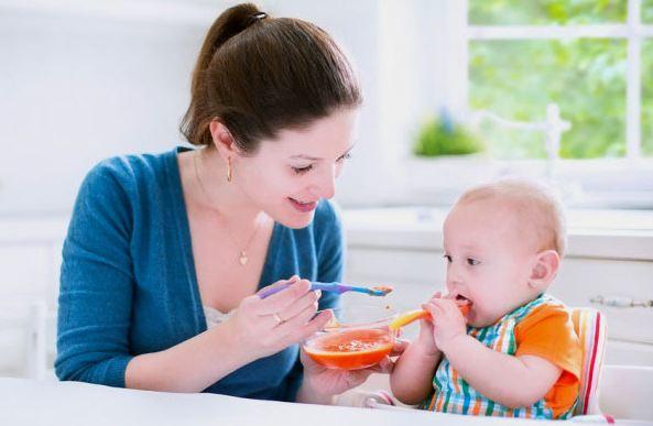 Cháo dinh dưỡng tiết kiệm thời gian cho mẹ
