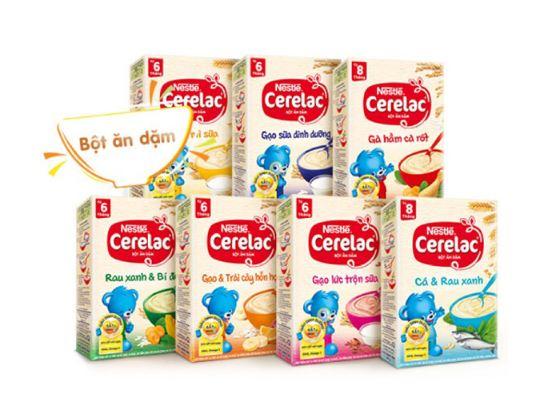 Nestle là thương hiệu về thực phẩm lớn nhất nhì trên thế giới