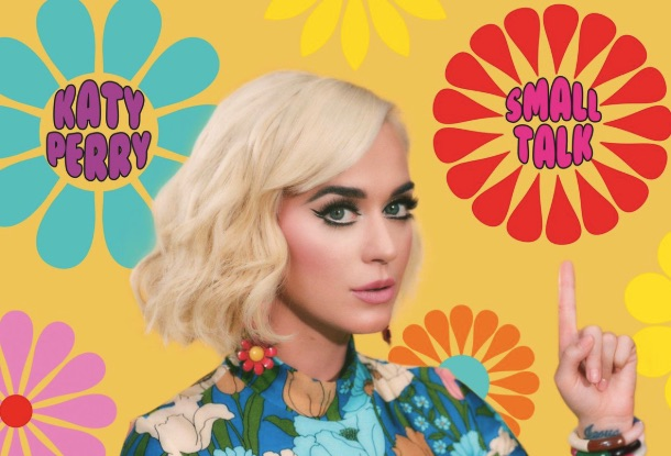 Website của Katy Perry