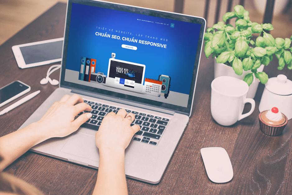 Top 10 công ty thiết kế website giới thiệu.