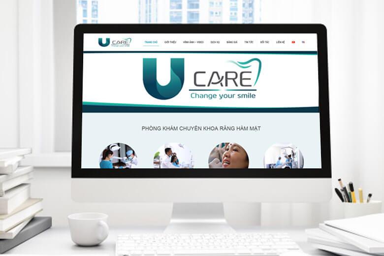 Quảng bá thương hiệu dễ dàng với website nha khoa