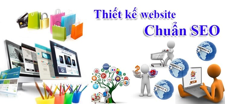 Thiết kế website nha khoa chuẩn seo