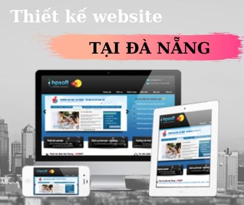 dịch vụ thiết kế website tại đà nẵng