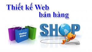 đơn vị lập trình website bán hàng