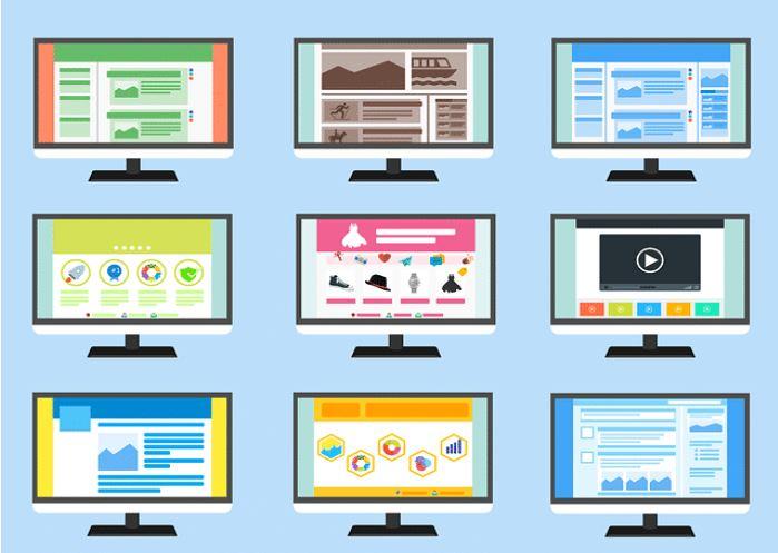 Mục tiêu thiết kế website.