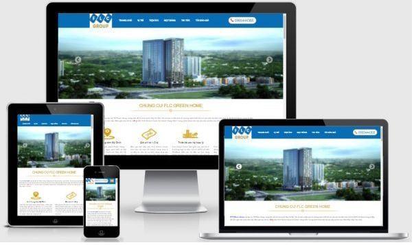 Chi phí tiết kiệm với Website bất động sản