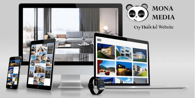 Công ty thiết kế website Mona Media.