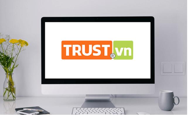 Công ty làm web Trust