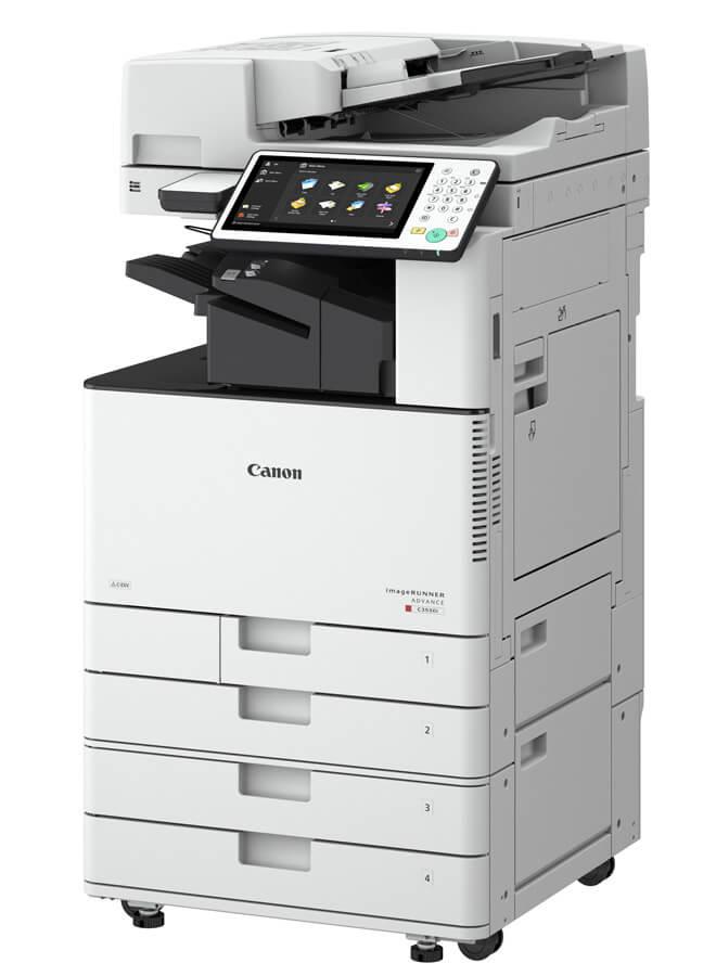 Máy photocopy Canon với thương hiệu đến từ Nhật Bản