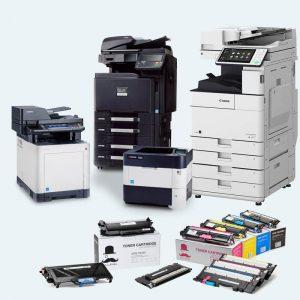 những thương hiệu máy photocopy